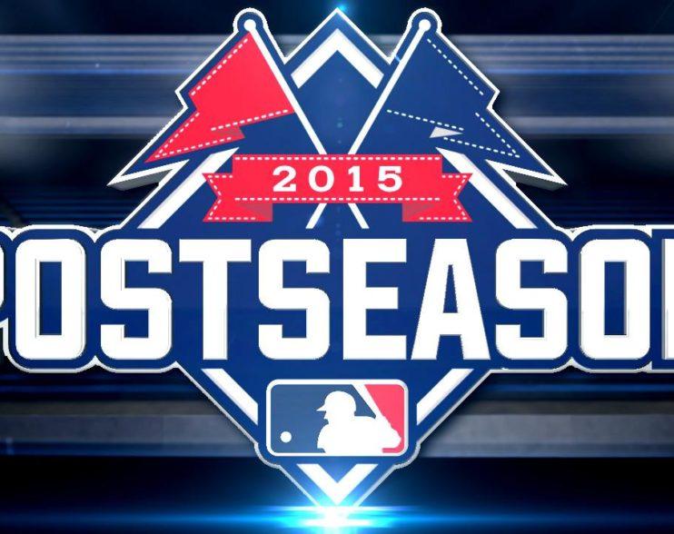 Essential League Baseball Postseason logos seem to be to 'top rate' tendencies