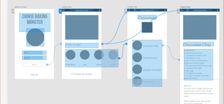 Three App and web page Prototyping tools make sure you try today