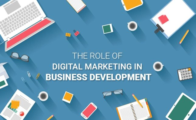 The Role of Digital Marketing in Business Development